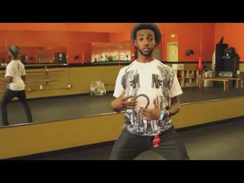 Krumping: Chest Popping