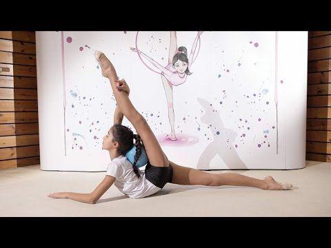 Tutorial - Cómo mejorar la extensión de espalda II por Almudena Cid -. - YouTube