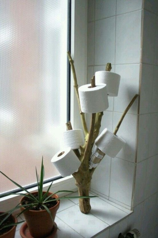 Photo of Toilet paper holder #furnituredesigns