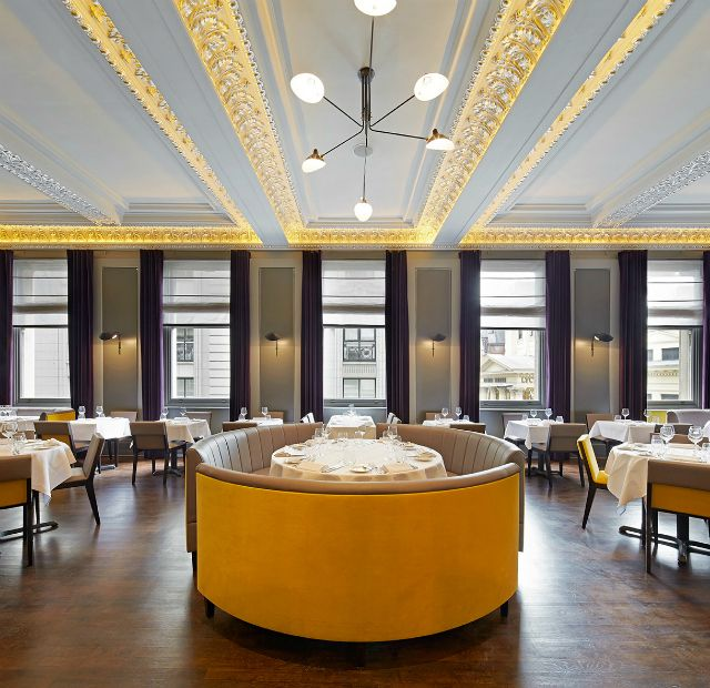 Christopher's Bar  5 Restaurants In London For The Design Lover New The Strand Dining Rooms Design Inspiration