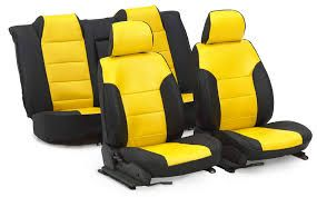 Smooth, beautiful and highly durable 4x4 vehicle interior seat covers - the best seat covers in South Africa at Cover It available in both standard and premium ranges. Call on: 086 118 1357.