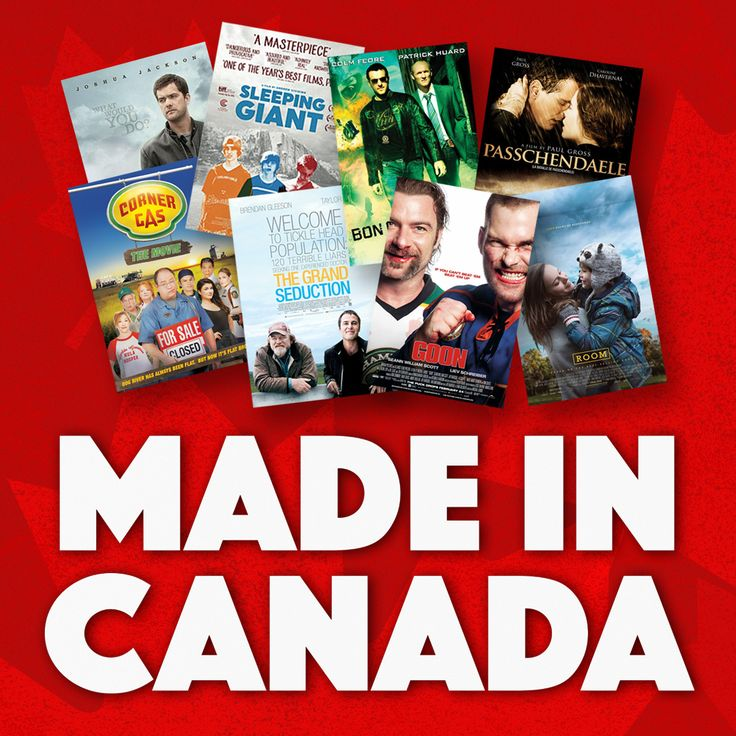 Celebrate Canadian cinema | Cinema 1