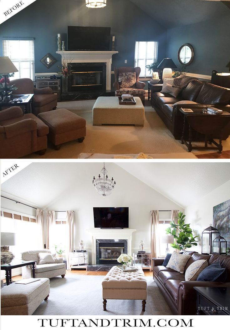 Pin On Before And Afters Rooms