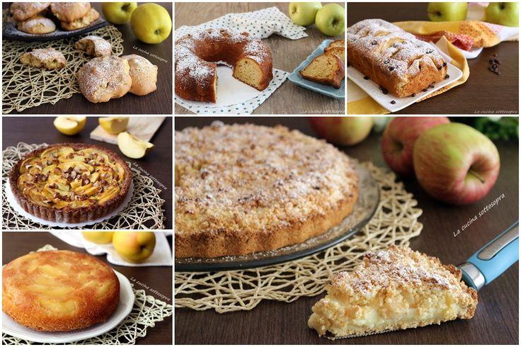 ricette di dolci con le mele raccolta