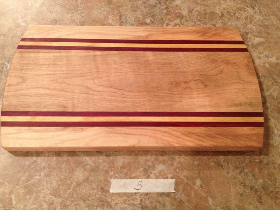 Mothers Day Gift Artisan Crafted Cheese Board by GWCWoodcrafts