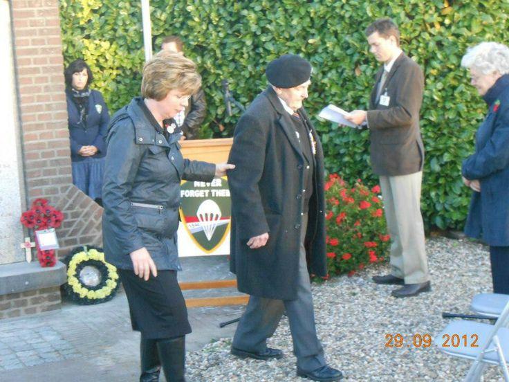 Herdenking Hampshire regiment 2012