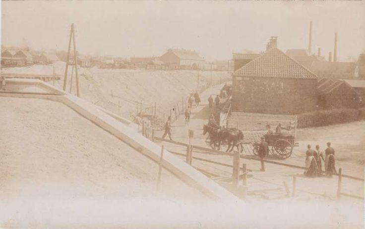 Twekkelerweg Hengelo (jaartal: 1900 tot 1910) - Foto's SERC