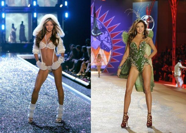 Ангелы Victoria's Secret: тогда и сейчас / фото 2017