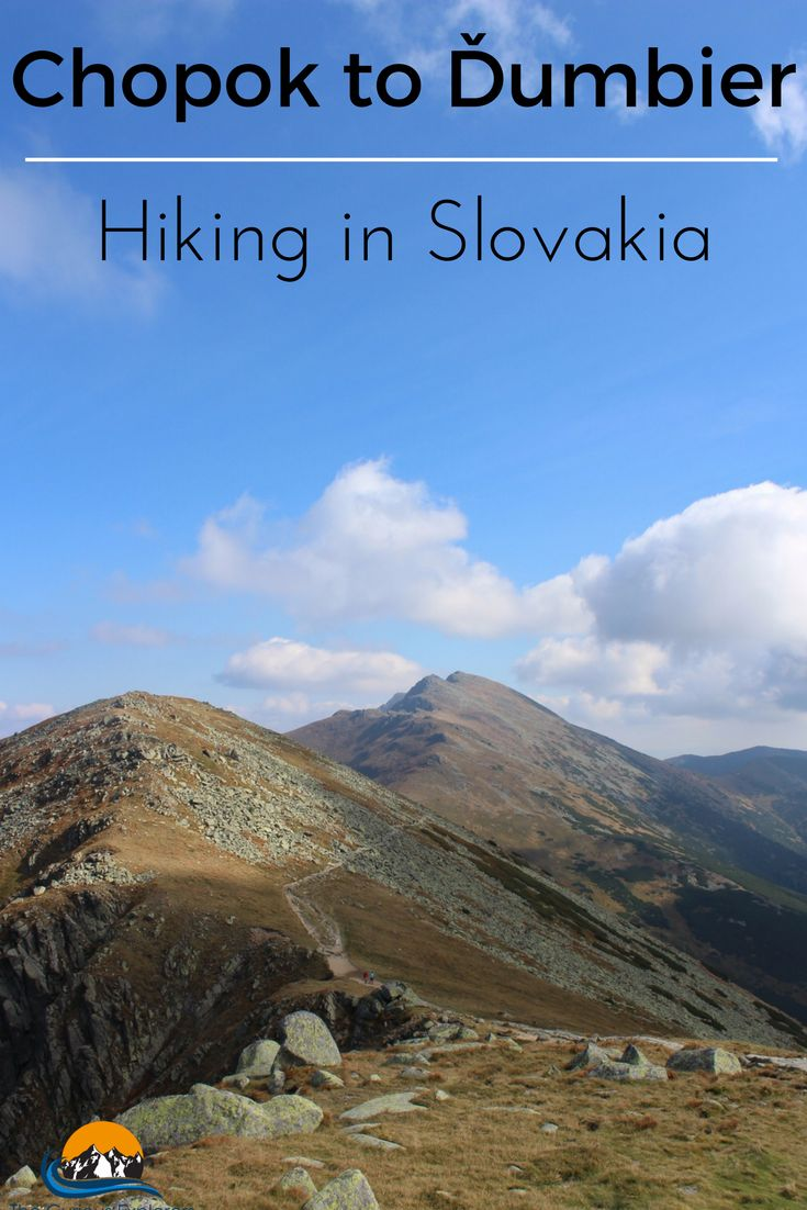 One of the easy hikes we did whilst staying in the Tatra region of Poland and Slovakia was along the ridge of a mountain range in the Lower Tatra's (located in Northern Slovakia) from Chopok to Mt Ďumbier. We decided to do this hike as Claire is fairly new to mountain hiking and I wanted to do something we could both enjoy while taking in the views and sampling the Autumn alpine fresh air. This is how we did our day hike plus a few extra things we did…..