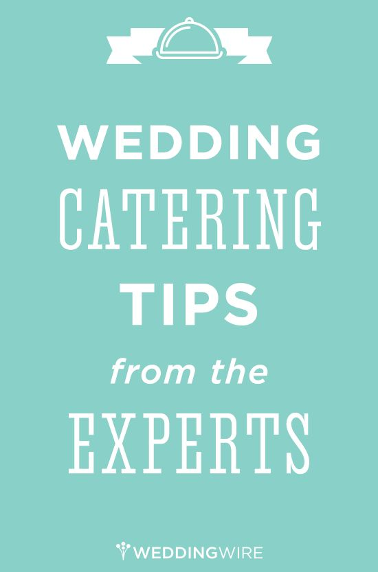 Everything you need to know about wedding catering is in this guide! #weddingfood #catering #FallBook