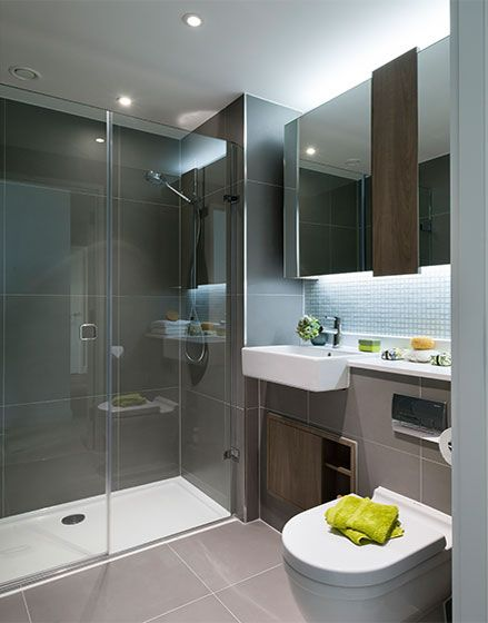 Woodbury Down, The Manser Practice, #luxury #flats #residential #north #London #premium #interior #design #highend #sofa #kitchen #lighting #armchair #finishing #touches #stools #pictures #wallpaper #bathroom #shower #flooring