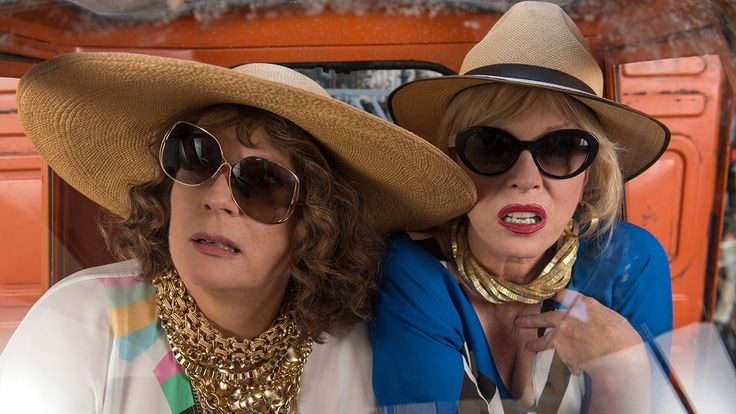 Absolutely Fabulous Fans, Be Warned: The New Movie Might Just Be Too Funny: Four audience members were allegedly asked to leave a London theater for laughing too hard.