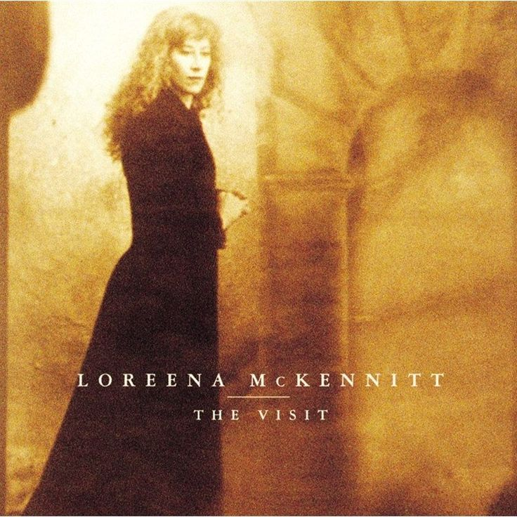 Loreena McKennitt The Visit on LP Broadening her focus toward a more eclectic range of Celtic-related subjects, and following her attendance at an international exhibition of Celtic artefacts in Venic