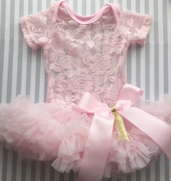 Girls tutu-baby tutu dress-1st birthday tutu by IssaBugsBoutique