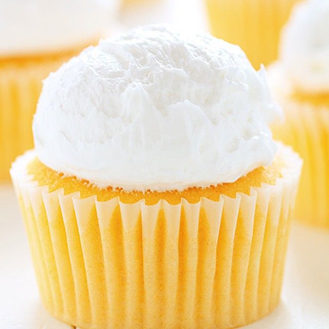 If you looked up 'perfect' in the dictionary, there would be an accurate description of this Orange Creamsicle Cupcake. Because the dictionary is not a picture book. Don't be silly. #linktobloginprofile