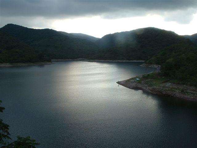 Dique La Quebrada - Rio Ceballos-Cordoba