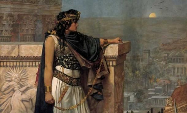 Cleopatra VII, the last pharaoh of an independent Egypt, had four children: Caesarion (with Julius Caesar), twins Alexander Helios and Cleopatra Selene, and Ptolemy Philadelphus (the latter three with