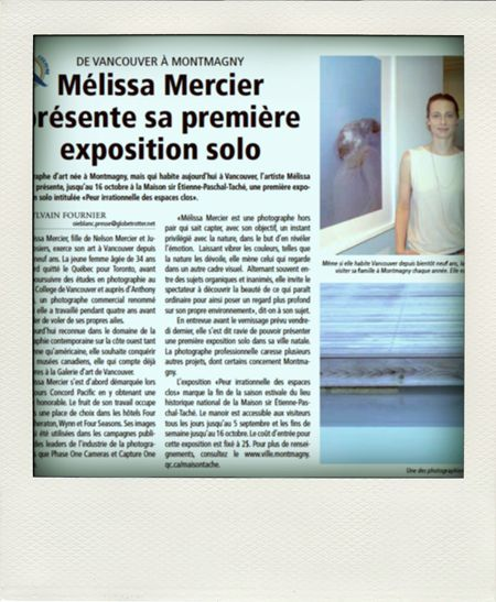Journal L'Oie Blanche.