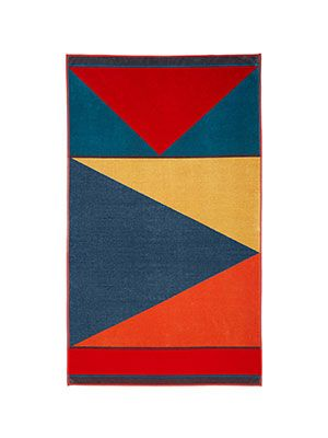 Linea Colour Block Beach Towel, £9.60