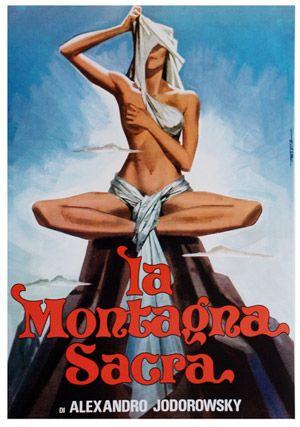 Alejandro Jodorowsky「The Holy Mountain」