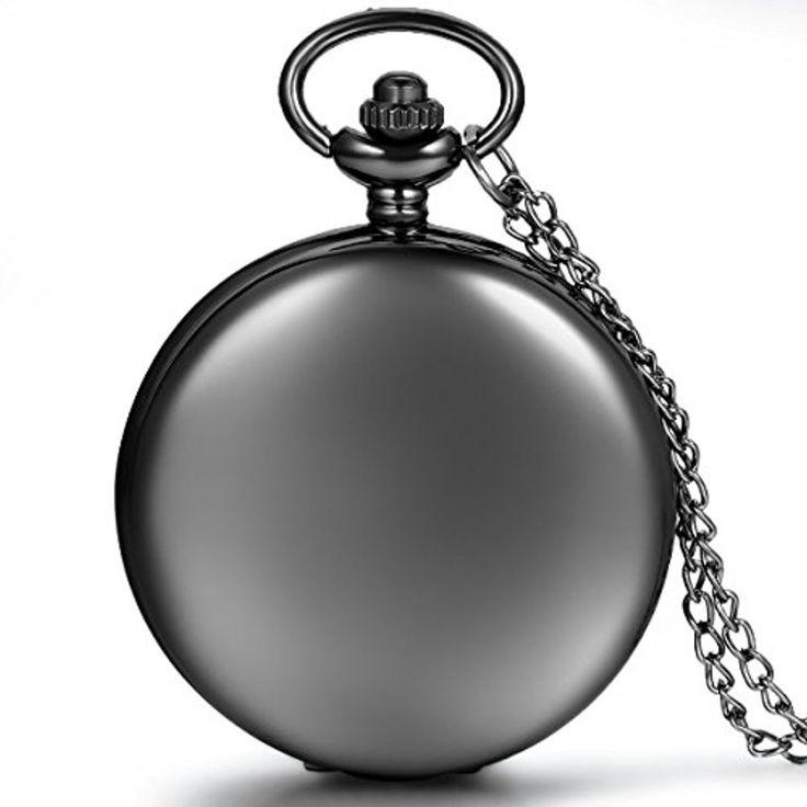 Bien-aimé 40 best quartz pocket watch images on Pinterest | Pocket watches  IP32