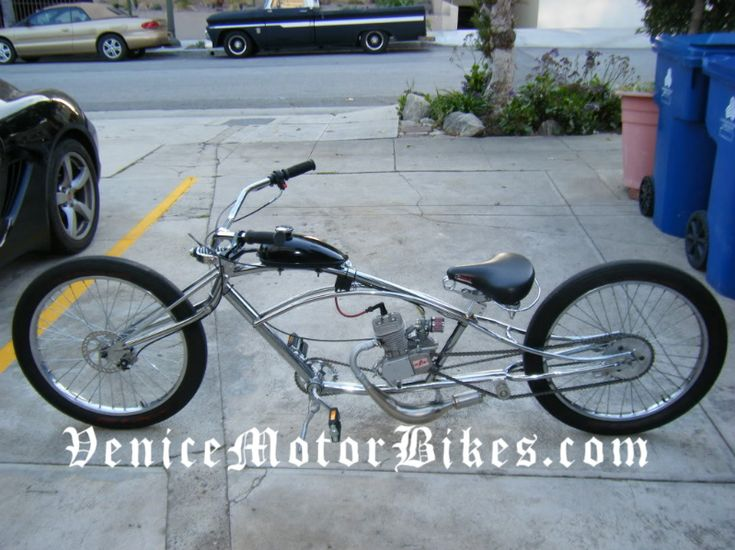 Best 25 motorized bicycle ideas on pinterest radial for Custom motorized bicycles parts