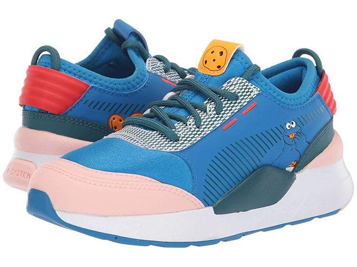 Puma Kids Sesame STR 50 RS0 (Little Kid) Kids Shoes