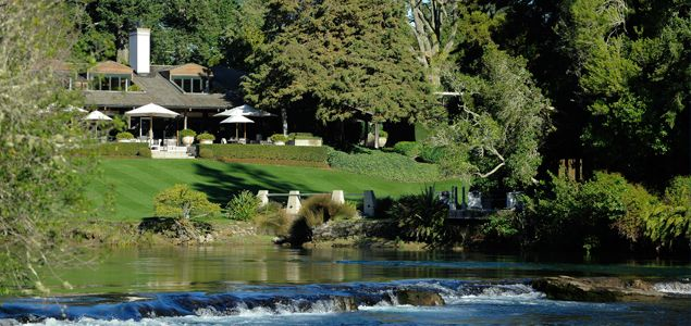 Huka Lodge has hosted a glittering list of celebrities - and even royalty. We discover how the other half holiday.