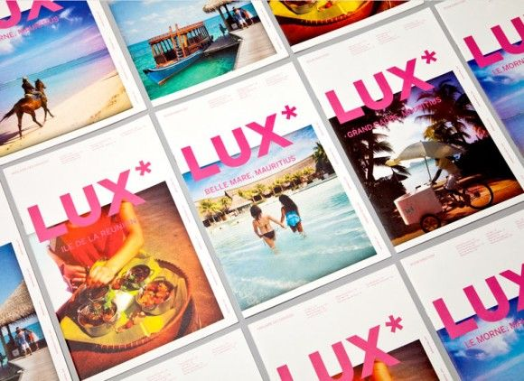 LUX* Island Resorts -Branding / Identity / Design  #print #Iprinthis #white #business #Australia #Melbourne #printing #company #envelope #flyers #stickers #coupons #stickers #tickers repined by IPrinthis