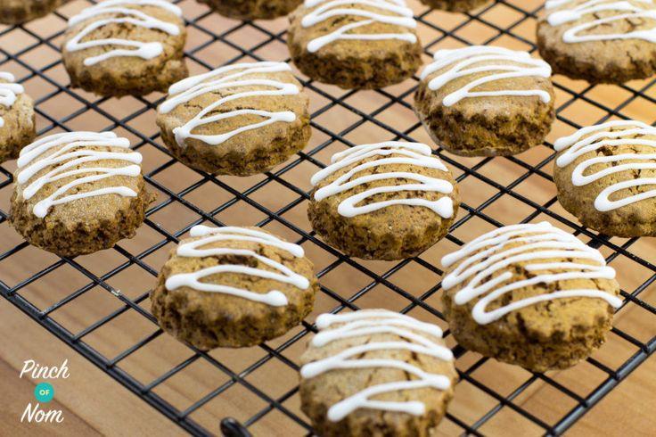 1.5 Syn Gingerbread Bites