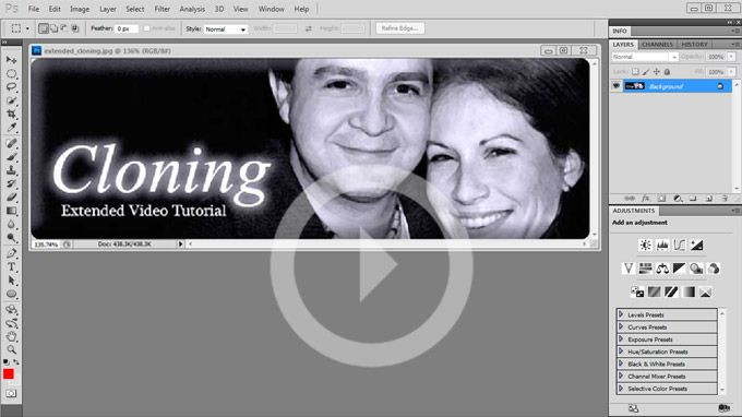 how to use clone stamp tool in photoshop cs5