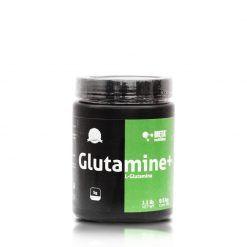 GLUTAMINE+ 500GR  META NUTRITION  100% L-GLUTAMINA IDEAL PARA RECUPERACIÓN MUSCULAR EN ENTRENAMIENTOS DE ALTA INTENSIDAD.