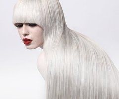 Society is used to only older people having white or silver/grey hair. One might wonder why anyone still in their youth would want to dye their...