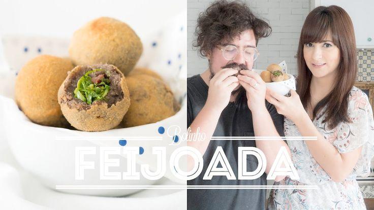 BOLINHO DE FEIJOADA | O Bigode Na Cozinha
