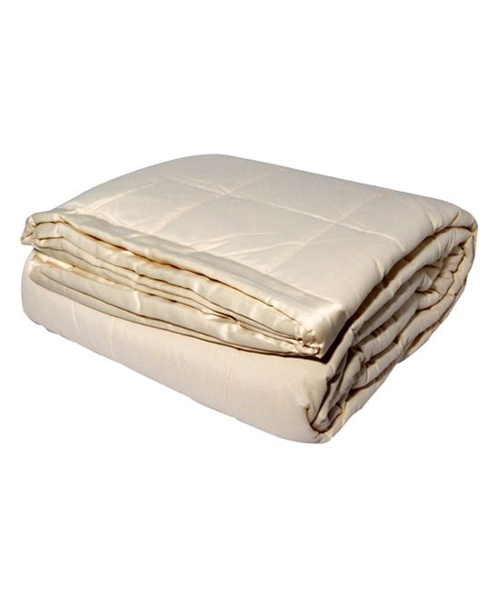 Khaki Microfiber Blanket