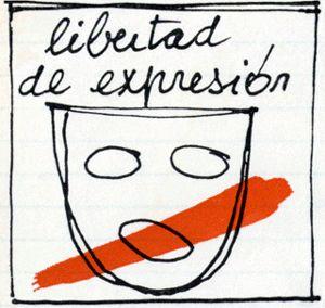 Derecho a tener LIBERTAD DE EXPRESIÓN