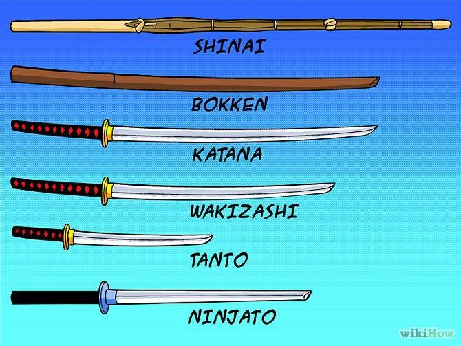 Espadas japonesas 😍