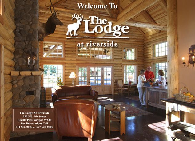The Lodge at Riverside, Grant Pass Oregon Hotel-rooms overlooking the river with the best staff!