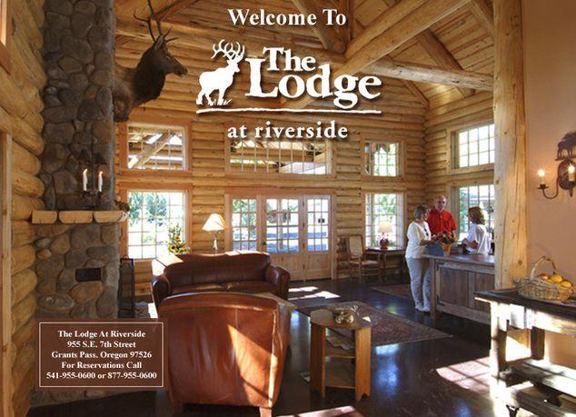 The Lodge at Riverside, Grant Pass Oregon Hotel