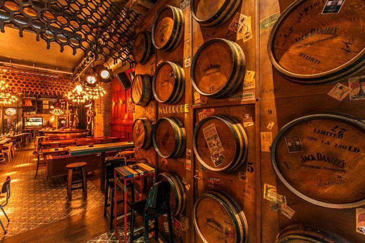 Biutiful pub by Twins Studio Bucharest Romania 13 Biutiful pub by Twins Studio, Bucharest   Romania