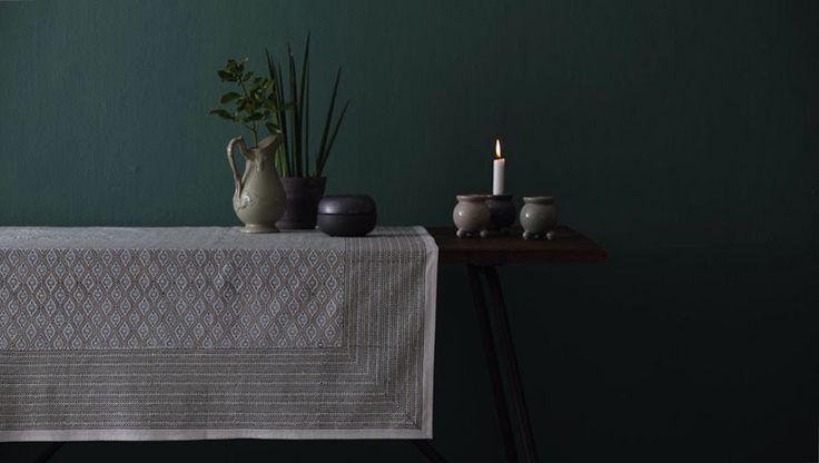 Tablecloth Lulu grey