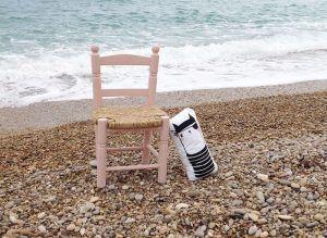 Silla niña rosa palo. La pirata bandida acompaña en esta aventura a nuestra silla original. #decokids El complemento perfecto para la habitación de los peques de la casa.