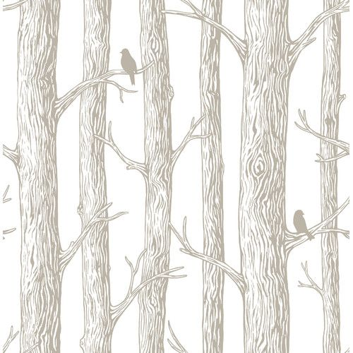 """Found it at Wayfair - 18' x 20.5"""" the Forest Peel and Stick Wallpaper"""