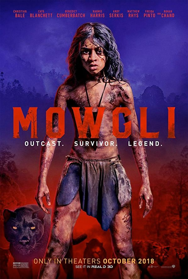 Mowgli Legend Of The Jungle 2018 Movie Review With Images