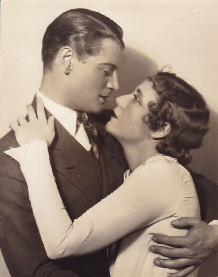 Lois Wilson and Ralph Forbes c. 1929
