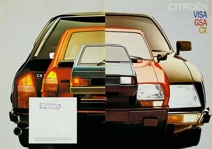 CX,Break,Familial. : CITROEN-CATALOG-GALLERY : by CITROEN DS.