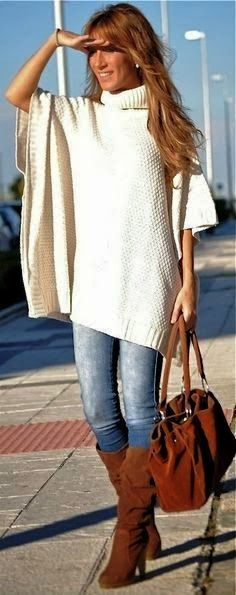 HOW TO DRESS FOR ANY EVENT  love this sweater