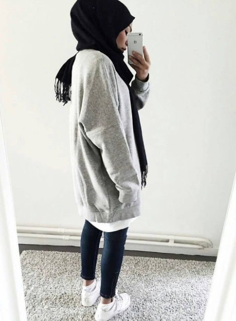 Best 25 Hijab Outfit Ideas On Pinterest Muslim Fashion