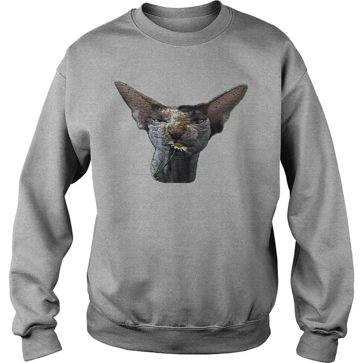 Hey, you love cats? You love sphynx? It is tess and sweatshirts for You! Press the big green button - make the order right now!
