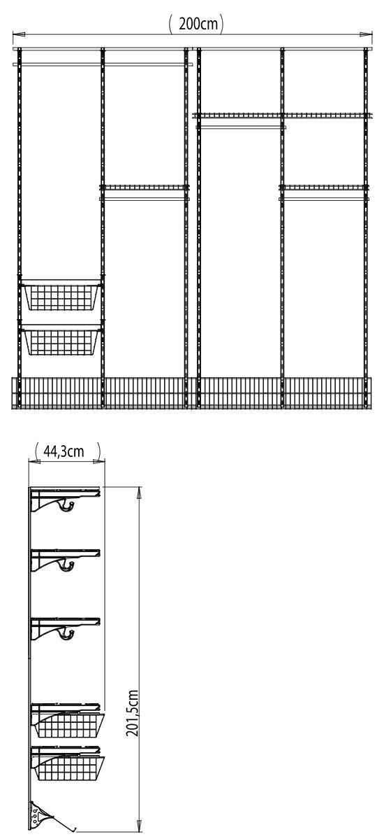 Combo 14 - ShelfTrack :: Aramado.com